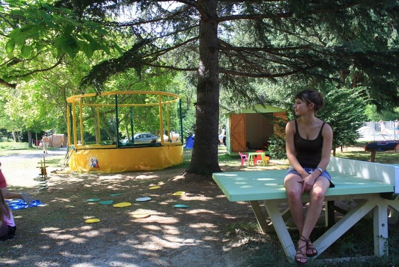 camping ariege enfants