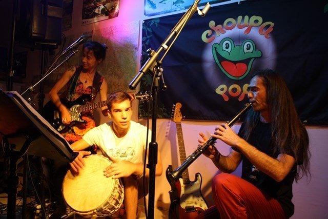 Soirées musicales camping Ariège