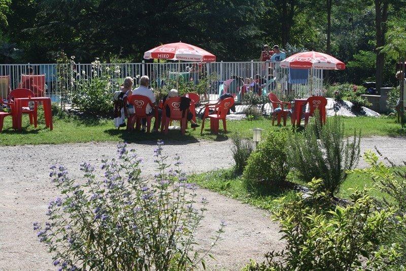 Piscine camping Ariège