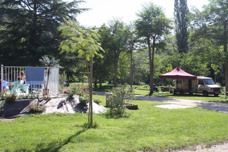 camping ari ge pas cher au pied des pyr n es au mas d 39 azil. Black Bedroom Furniture Sets. Home Design Ideas