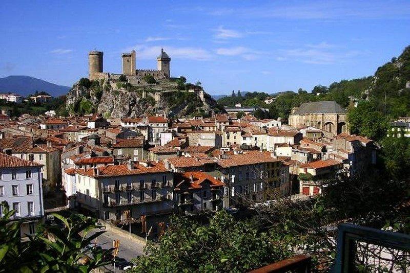 Ariège-Pyrénées Camping