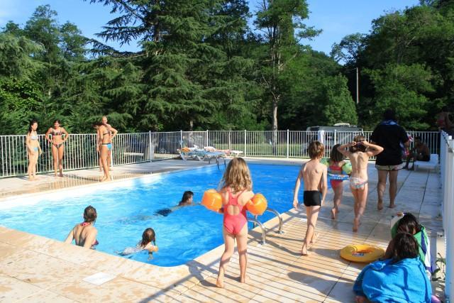 camping Ariège avec piscine