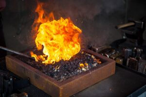 Forge de pyrène