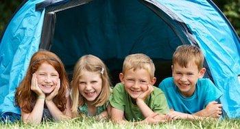 emplacement de camping en Ariege le mas d'Azil
